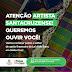 ATENÇÃO ARTISTA SANTACRUZENSES!! QUEREMOS OUVIR VOCÊ!