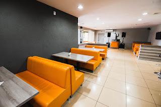 Ресторан в гостнице Седата Игдеджи Sun Hotel