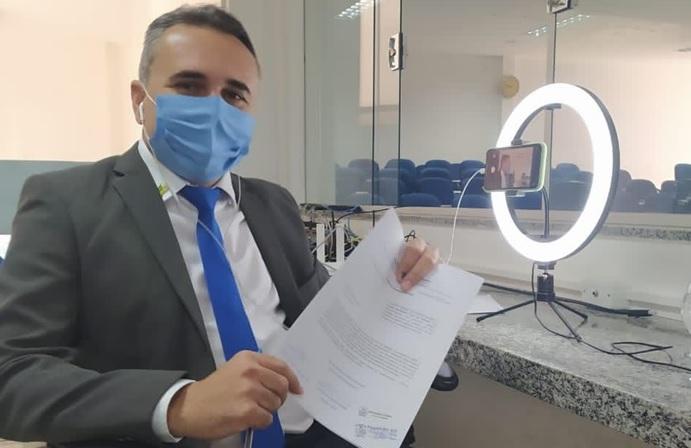 Lei de autoria do vereador Gildásio Soares que contempla autistas foi aprovada pela Câmara Municipal - Portal Spy Notícias de Juazeiro e Petrolina