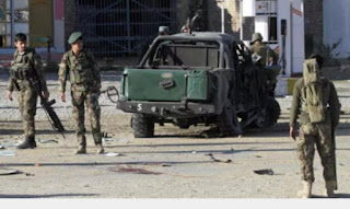 Scores of Afghans Forces killed as Taliban continues their attack