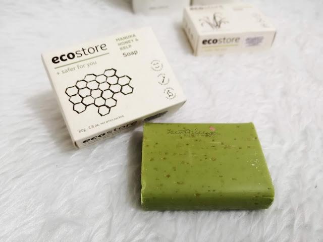 Produk ecostore Selamat Digunakan dan Mesra Alam