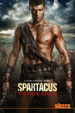 Spartacus: Vengeance [2012] [DVDR] [NTSC] [Latino]