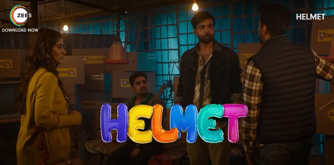 Download Helmet Movie Telegram Link Leaked By Telegram Channel