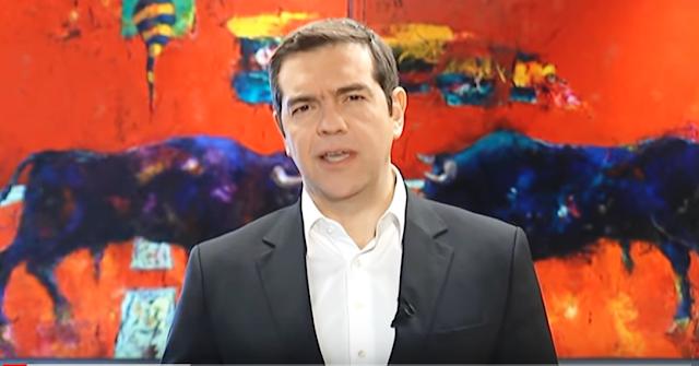 Αλέξης Τσίπρας: Καλούμε τον Μητσοτάκη να αποσύρει τα ΜΑΤ από τα νησιά του Βορείου Αιγαίου – VIDEO