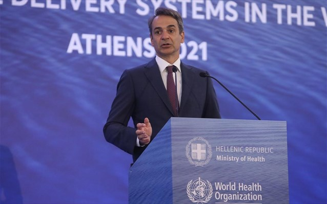 Κυρ. Μητσοτάκης: Καθήκον των κυβερνήσεων να φωτίσουν τον συχνά σκοτεινό κόσμο της ψυχικής υγείας