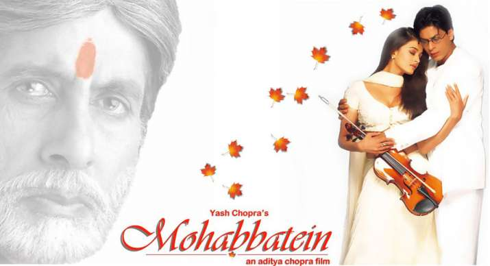 Celebrating '20th years' of Mohabbabtein movie
