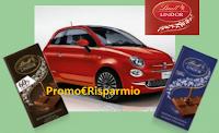 Logo Lindor 70 anni Retail: vinci snack, tavolette e una Fiat 500