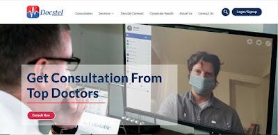 Lifestyle, doctors, consultation, online, telemedicine