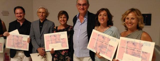 """Premio giornalistico """"Michele Palumbo"""": assegnati i riconoscimenti"""