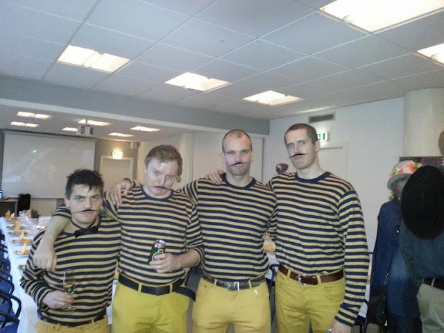 dalton brødrene kostume