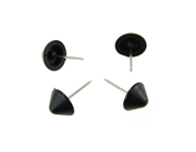 錐面鎖釘,塑料,防盜磁扣,eas hard tag pin,LY-PN07