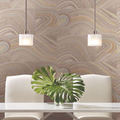 Onyx Peel and Stick Wallpaper Single Roll