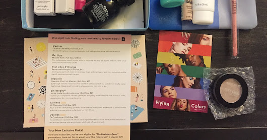 Birchbox vs. IPSY Round 5: June Samples