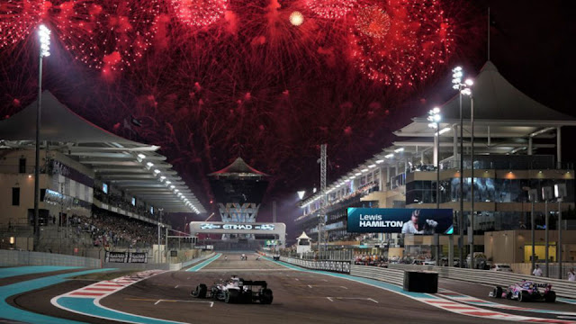 Formula 1 Etihad Airways Abu Dhabi Grand Prix 2019.12.01
