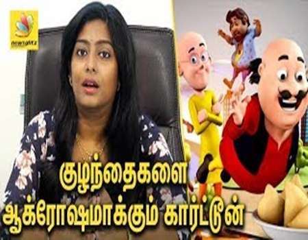 Cartoons make kids Aggressive : Dr. Abhilasha Interview