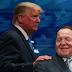 Reportan que Trump arremetió contra uno de sus mayores donantes por no invertir suficiente en su campaña electoral