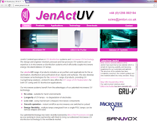 UV Air and Surface Disinfection