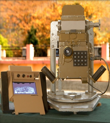 Commander Thermal Imaging Sight System - LRDE - DRDO - 01