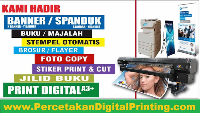 Percetakan Online Paling Oke Di Cibubur Digital Print Terbaik Antar Jemput Order