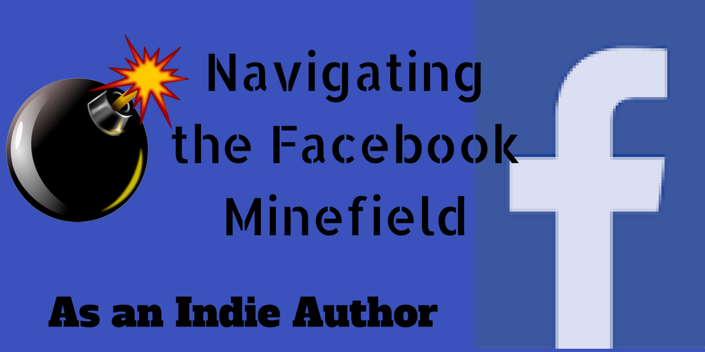 Navigating the facebook minefield as an indie author fandeluxe Gallery