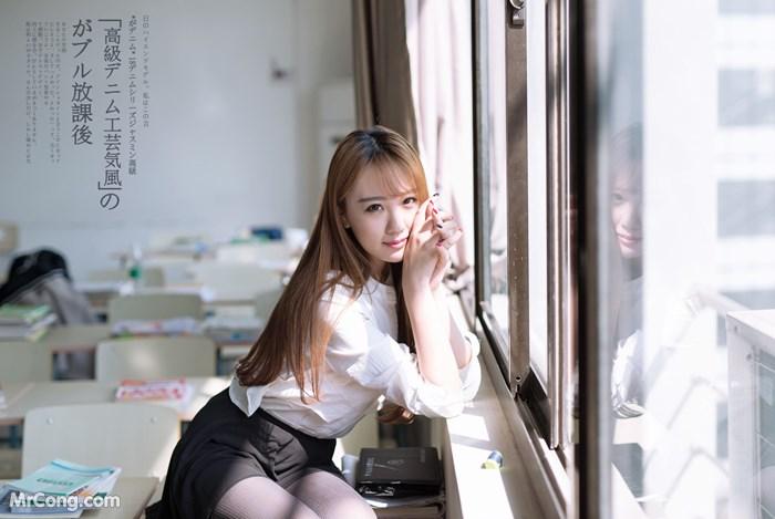 Image School-girls-by-Ronnie-MrCong.com-085 in post Những cô nàng nữ sinh xinh đẹp mê mẩn người xem chụp bởi Ronnie (96 ảnh)
