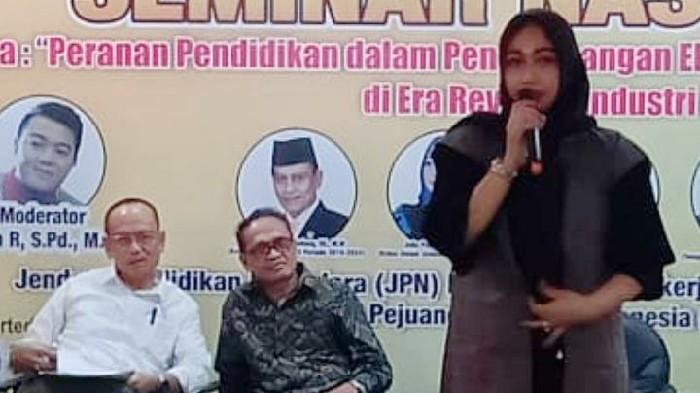 Puluhan Peserta Ikuti Seminar Nasional JPN di Makassar