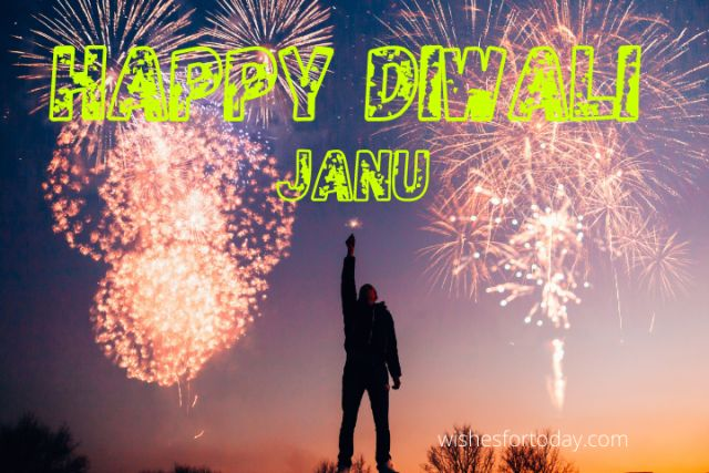 Happy Diwali Janu love images