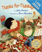 http://www.amazon.com/Thanks-Thanksgiving-Julie-Markes/dp/0060510986/ref=sr_1_1?s=books&ie=UTF8&qid=1384647004&sr=1-1&keywords=thanks+for+thanksgiving