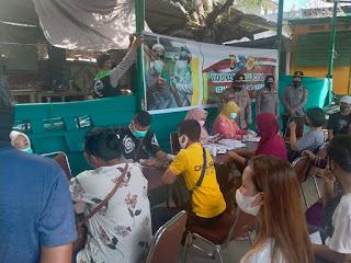 Antusiasme Masyarakat Kota Mataram  terhadap Vaksin Covid-19 Sudah Mulai Terlihat
