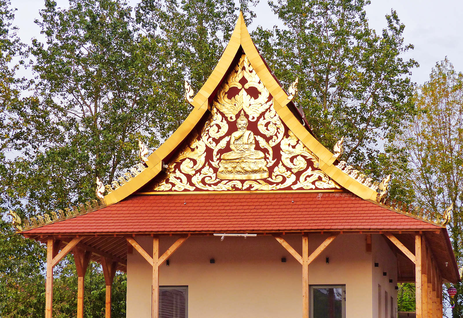 Pagode Laotienne, Roubaix.