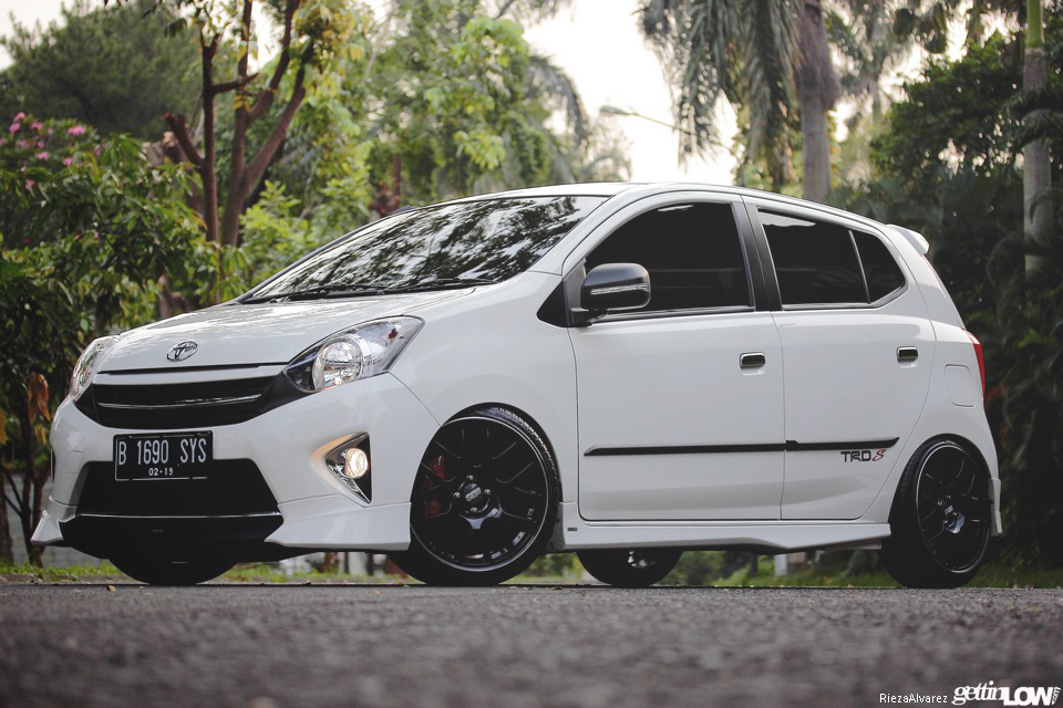 New Agya Trd S 2017 Variasi Grand Veloz Kiki Anugraha 2014 Toyota Version Ben9166 Unfortunately Perodua Axia Is Still In The Market Therefore There Are Not Many Jdm Parts Available Unlike Rest Of Models Which You Can Easily