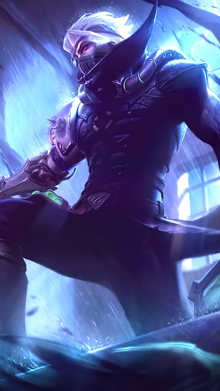 Wallpaper Granger Biosoldier Skin Mobile Legends HD for Android and iOS
