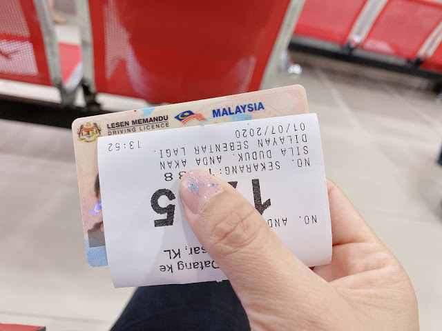 Driving License in Malaysia