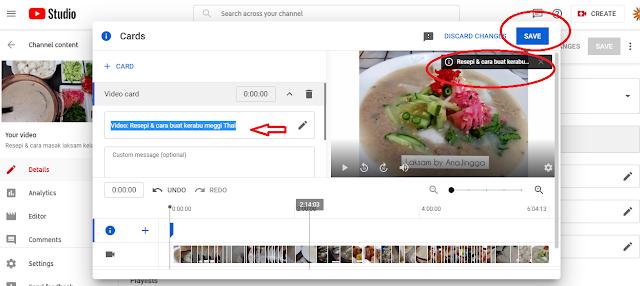 cara naikkan subscriber youtube