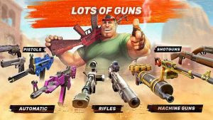 Guns of Boom Mod