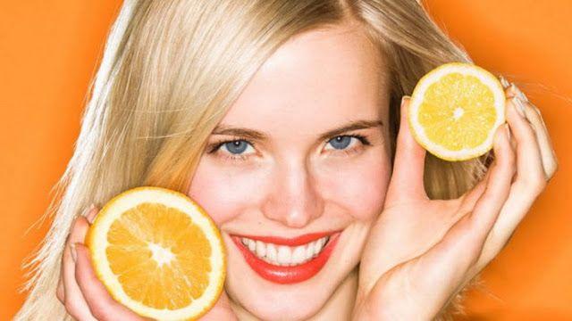 Làm đẹp làn da mỗi ngày với trái cam