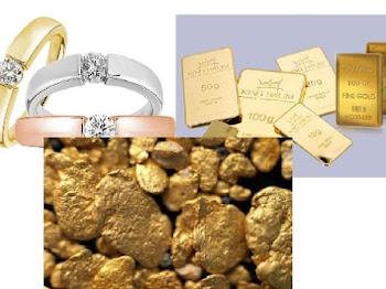 Jenis Jenis Logam Mulia (Emas) yang Harus Diketahui sebelum Berinvestasi