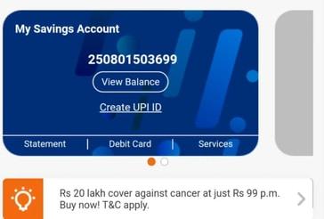 Unblock ICICI Bank Credit Card