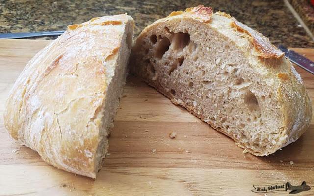 Pão em casa