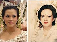 Foto Jadul Pernikahan Ibunda Raisa Beredar, Netizen Sampai Tercengang Lihatnya