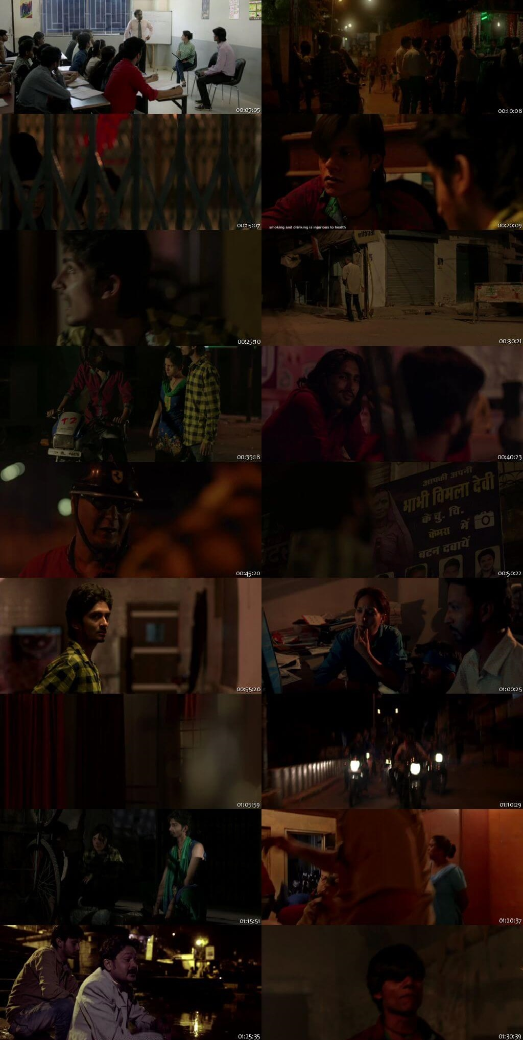 Screen Shot Of Chousar Firangi 2019 300MB HDRip 480P Full Hindi Movie Watch Online Free Download