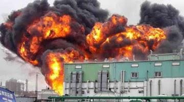Misteriosamente fabrica de Hidroxicloroquina explode... tentativa de banir a cura?
