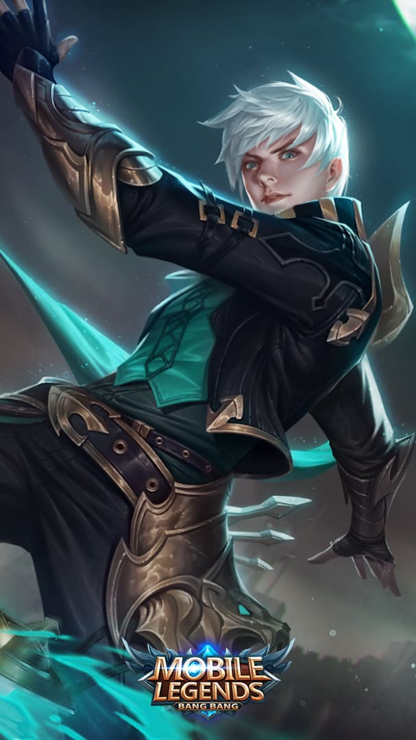 Wallpaper Gusion Moonlight Sonata Skin Mobile Legends HD for Android and iOS