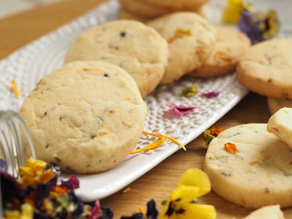 Ihastuttavat mureat kesäkukka pikkuleivät