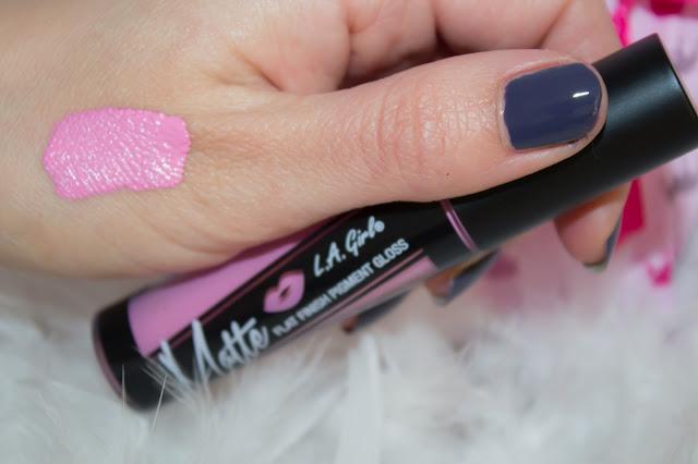 Matte Pigment Gloss L.A Girls