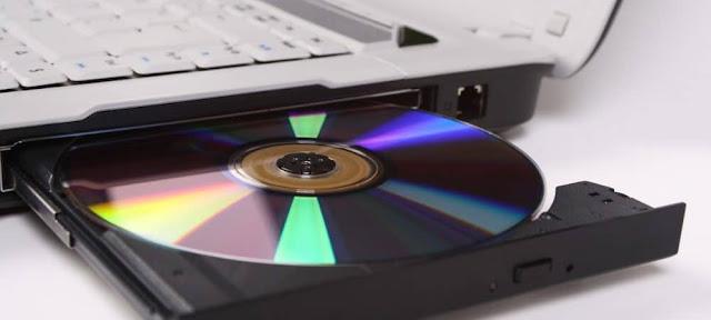 Input Device CD dan DVD ROM
