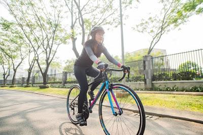 Yuk Intip 3 Tips Bersepeda Bagi Perempuan
