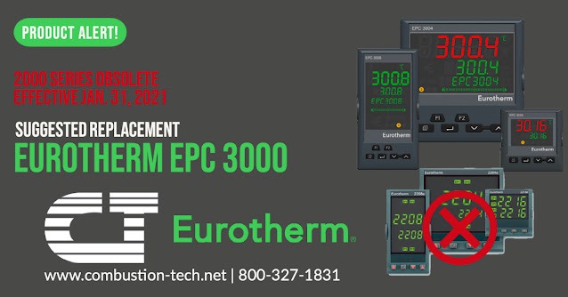 EPC3000 Suggested Replacement for Obsolete Series 2000