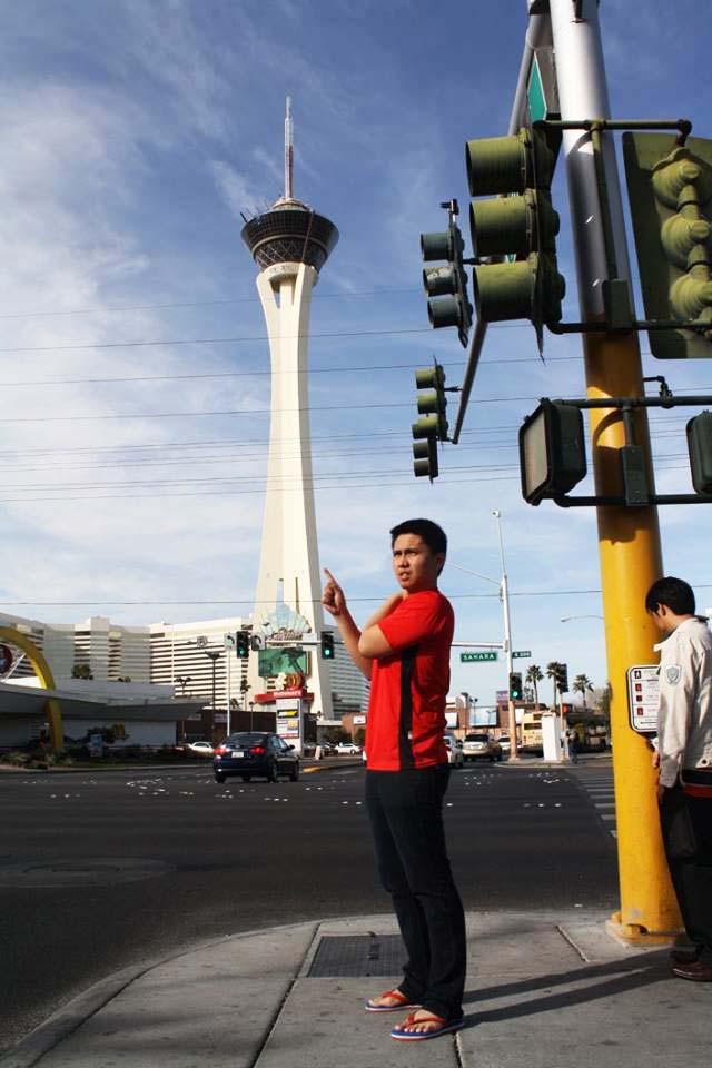 Stratosphere in Vegas