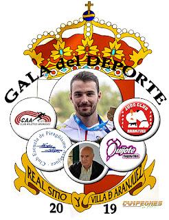 Gala del Deporte Aranjuez